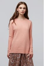 Louche-Morgane-Step-Hem-Jumper-Pink---Second