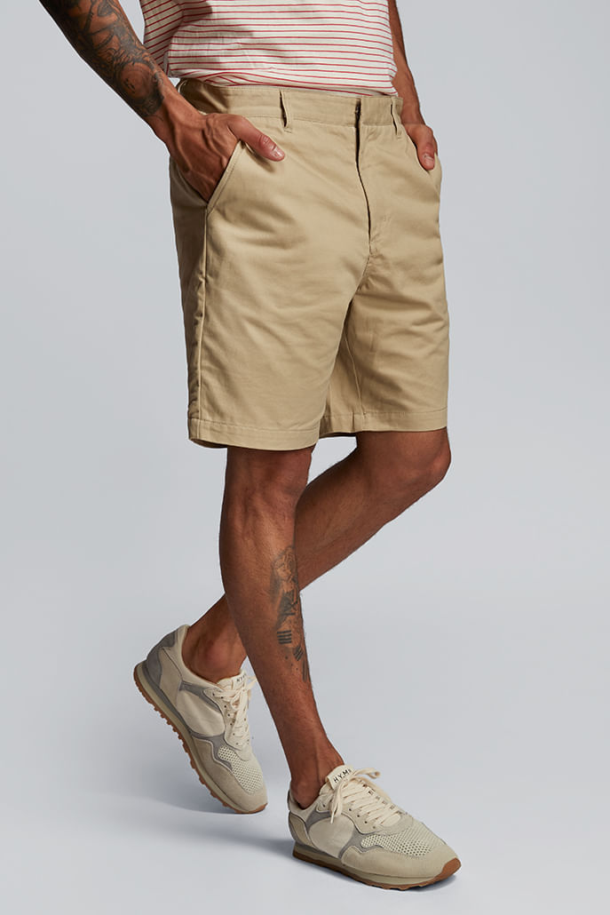 Hymn-Hedley-Twill-Chino-Short-Camel---Main