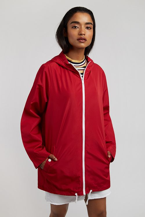 Bravesoul Riot Jacket Red