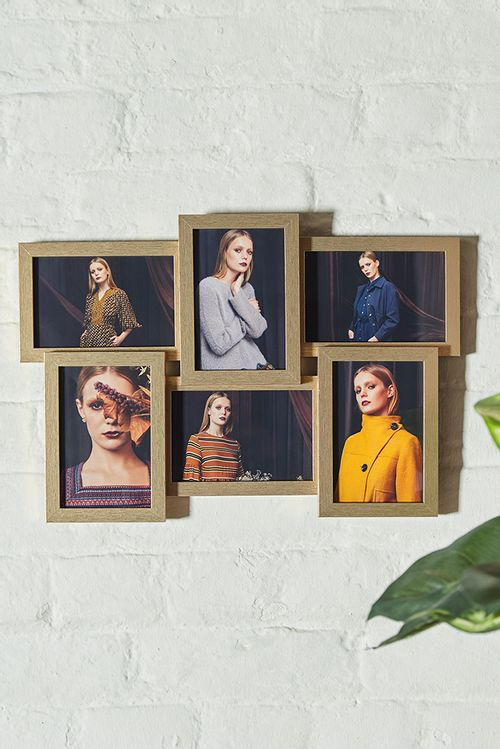 Champ Wooden Photoframe