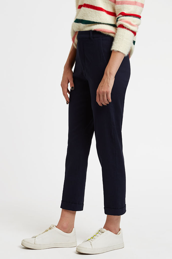 Louche-Jaylo-Trouser-Navy-Other