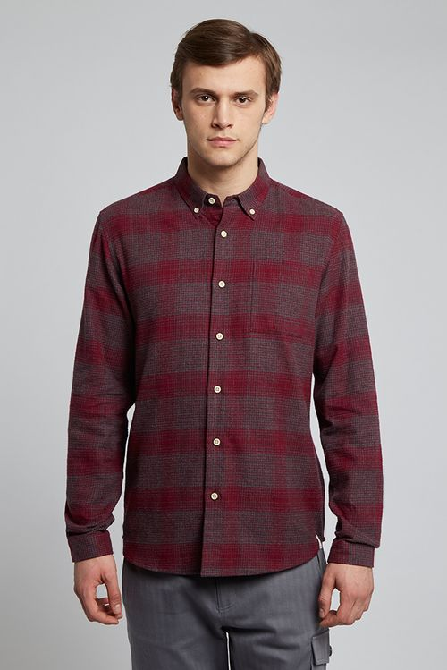Hymn New Sammonds Shirt Red