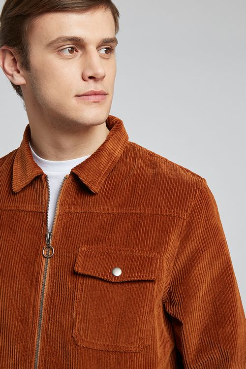 Hymn Ridgewell Jacket Brown