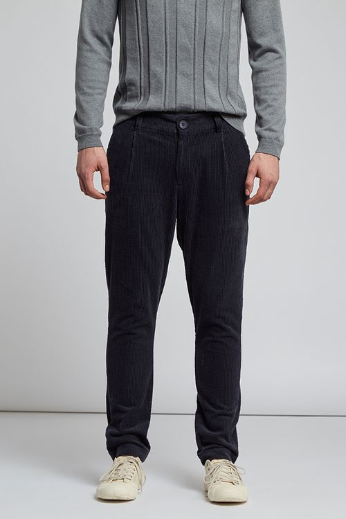 Hymn Boothby Cord Trousers Blue
