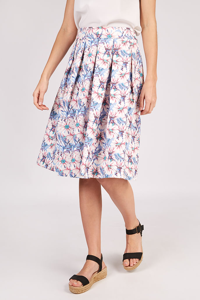 Louche-Joyous-Ditsy-Luxe-Skirt-Multi-Other