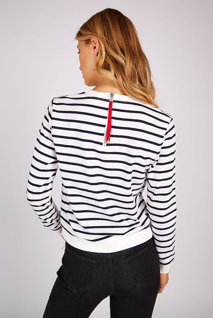 Louche-Jayton-Stripe-Jumper-Navy-White-Second