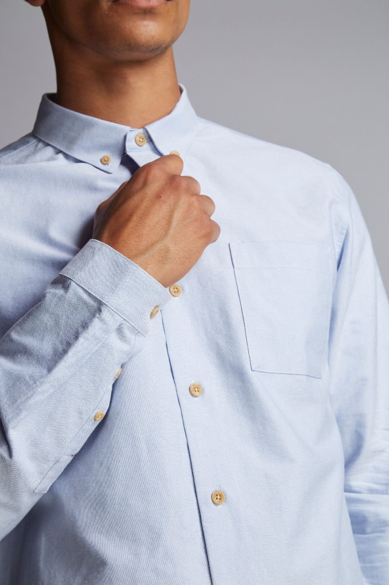 Hymn-Sammons-Birdseye-Oxford-Shirt-Second