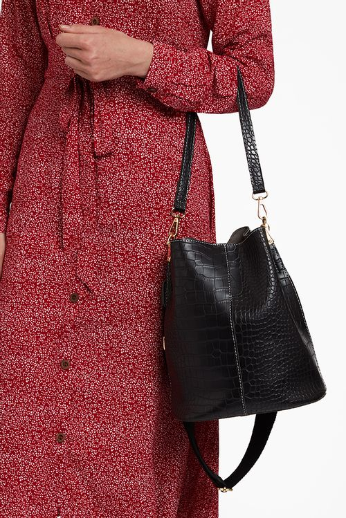 Louche Gallio Tote Bag Black