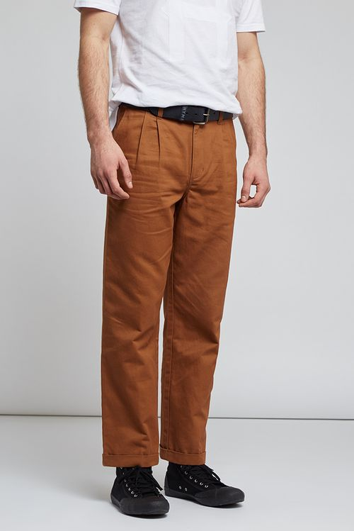 Hymn Rembrandt Trousers Tan