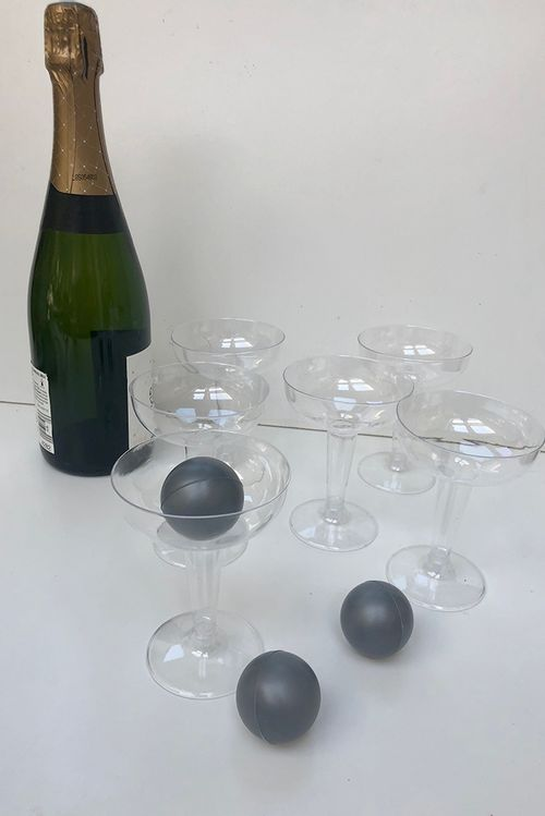 Prosecco Drinking Game