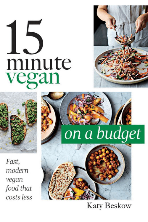 15 Minute Vegan On A Budget
