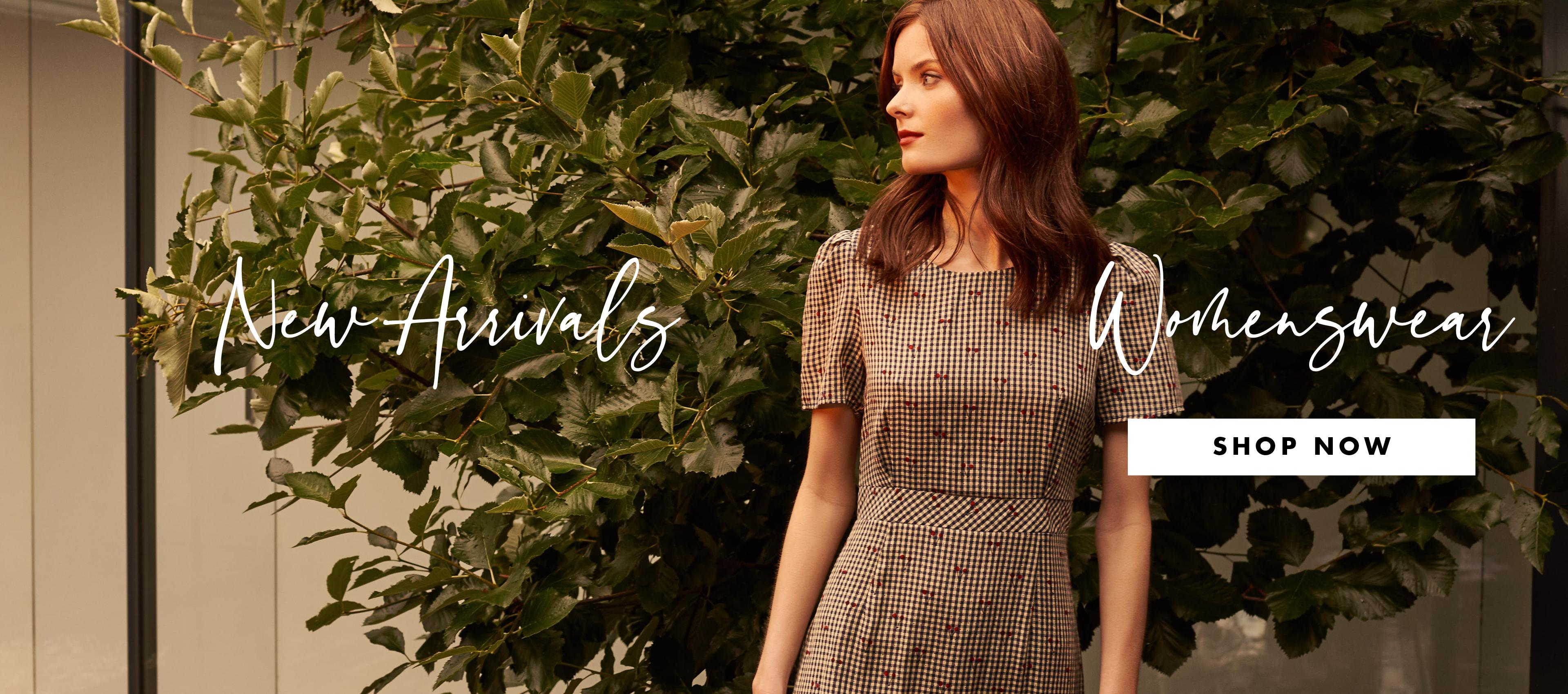 New Arrivals - Womenswear