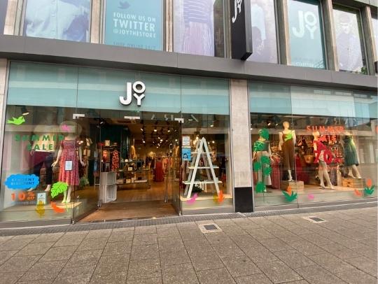 Bristol Storefront