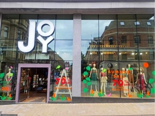Leeds Storefront